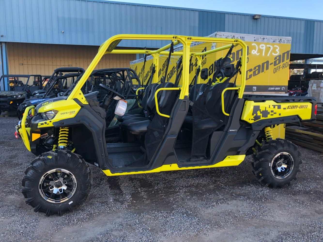 2019 Can-Am Defender Max X mr HD10 in Safford, Arizona - Photo 1