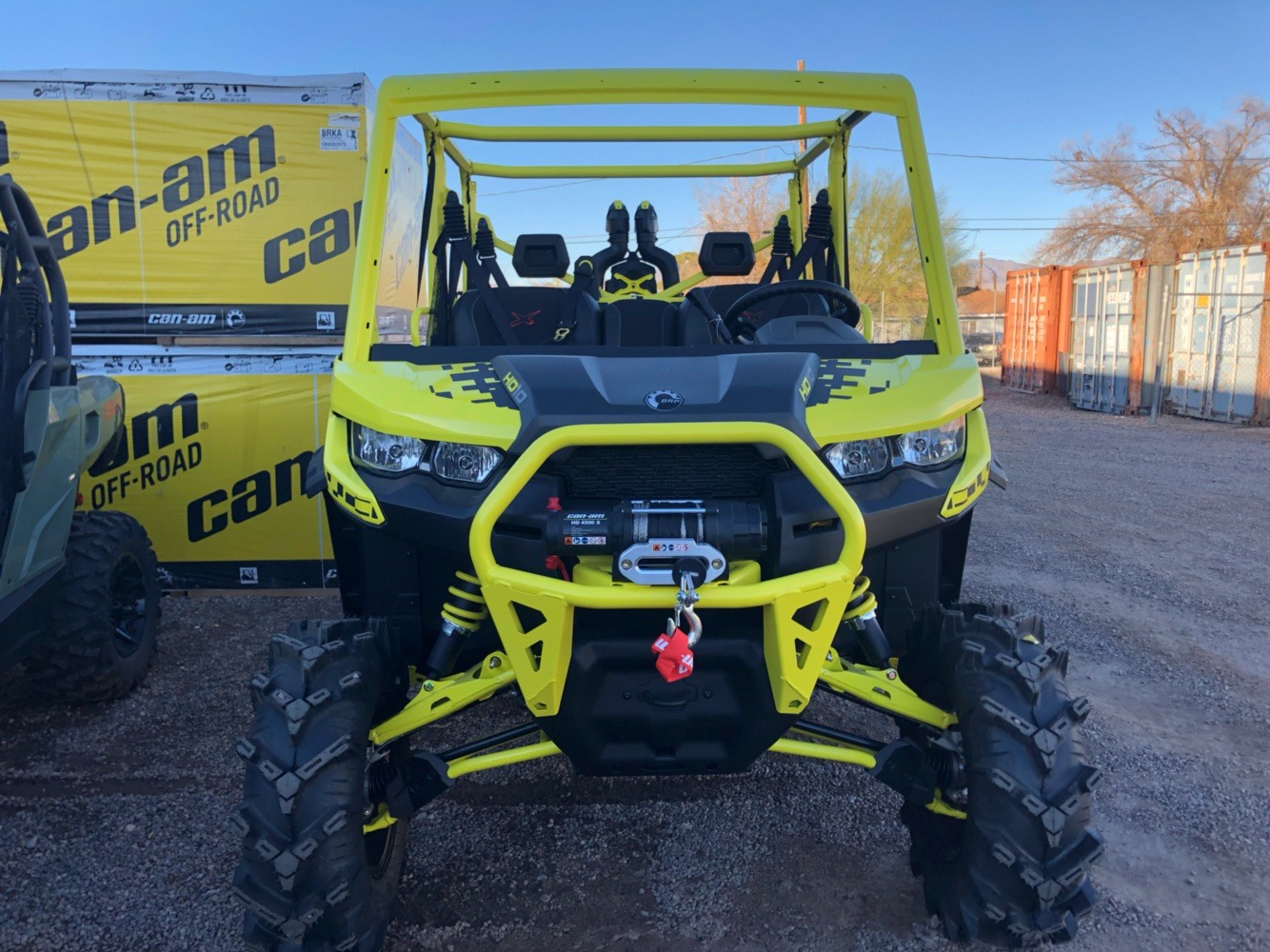 2019 Can-Am Defender Max X mr HD10 in Safford, Arizona - Photo 2