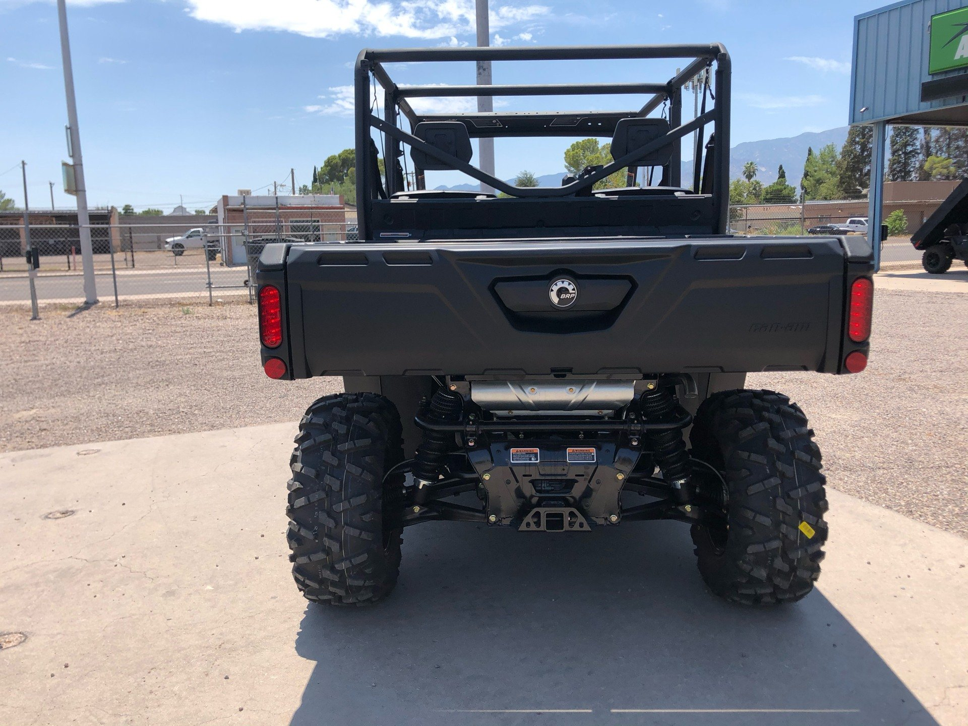 2021 Can-Am Defender MAX DPS HD8 in Safford, Arizona - Photo 3