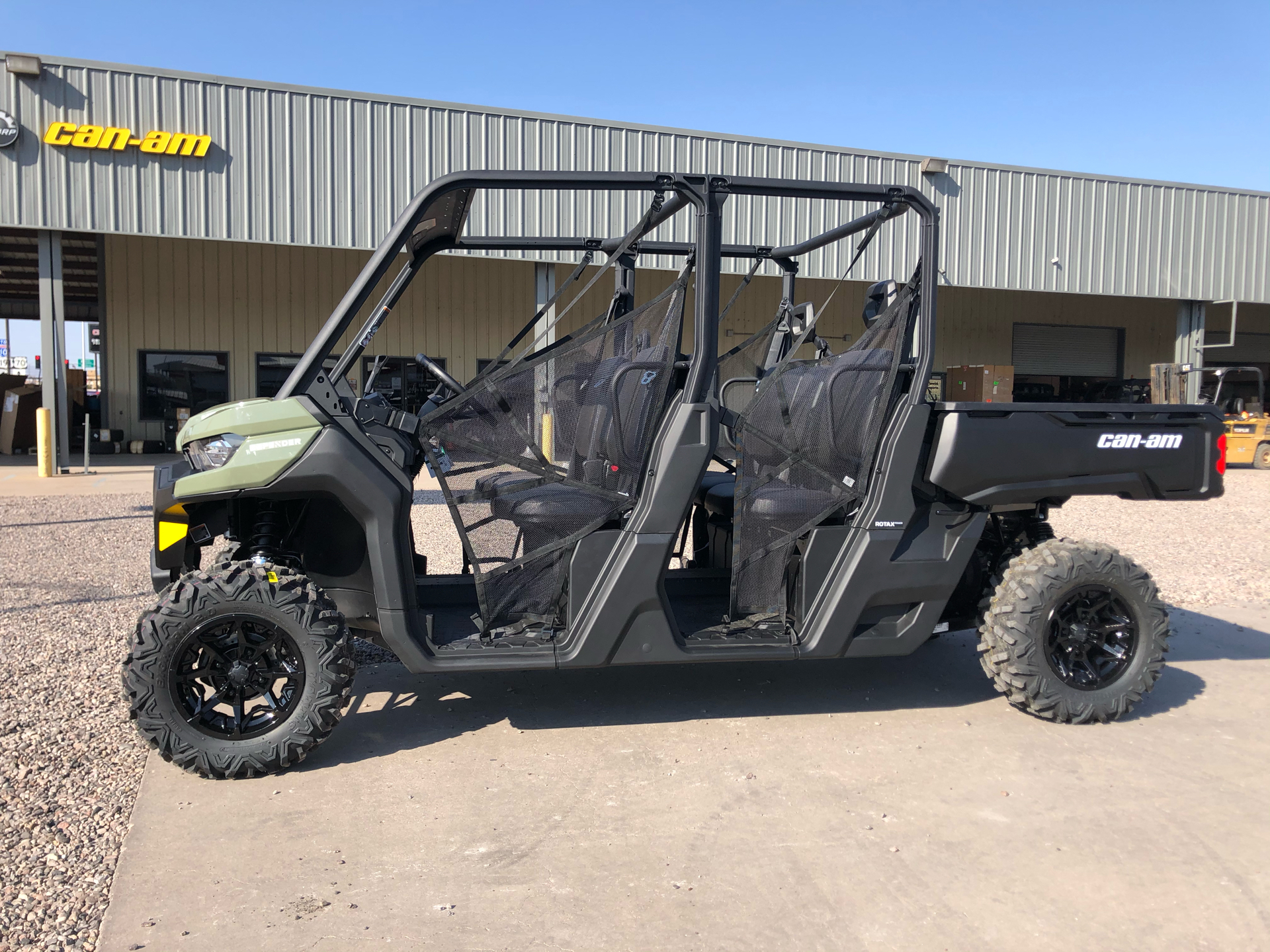 2021 Can-Am Defender MAX DPS HD8 in Safford, Arizona - Photo 1