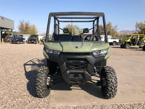 2021 Can-Am Defender MAX DPS HD8 in Safford, Arizona - Photo 2
