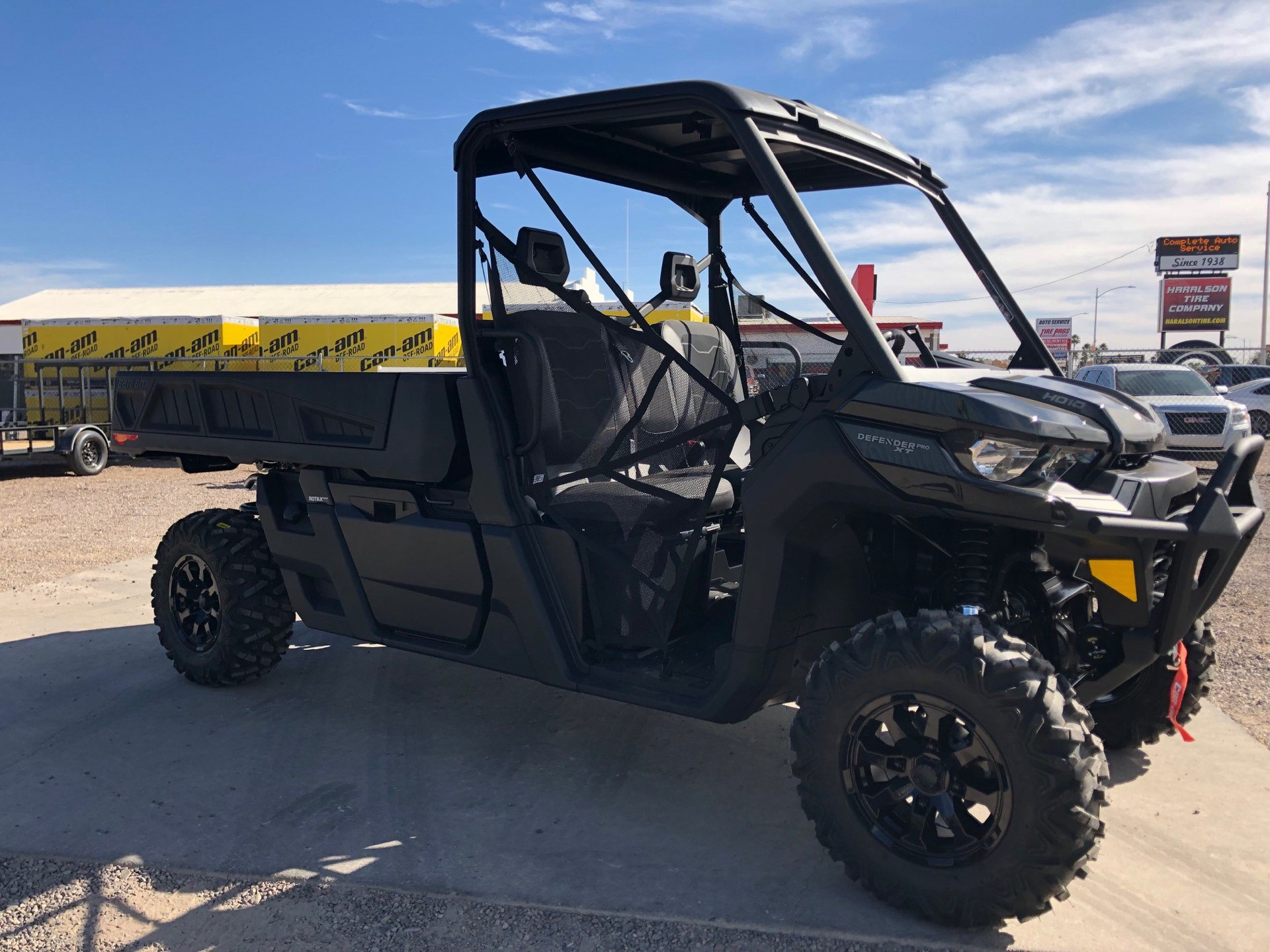 2020 Can-Am Defender Pro XT HD10 in Safford, Arizona - Photo 2