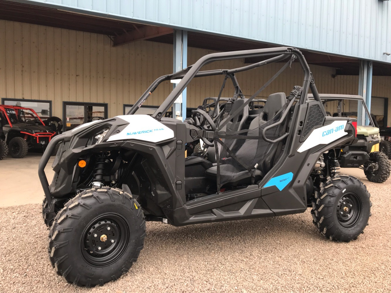 2019 Can-Am Maverick Trail 800 in Safford, Arizona - Photo 1