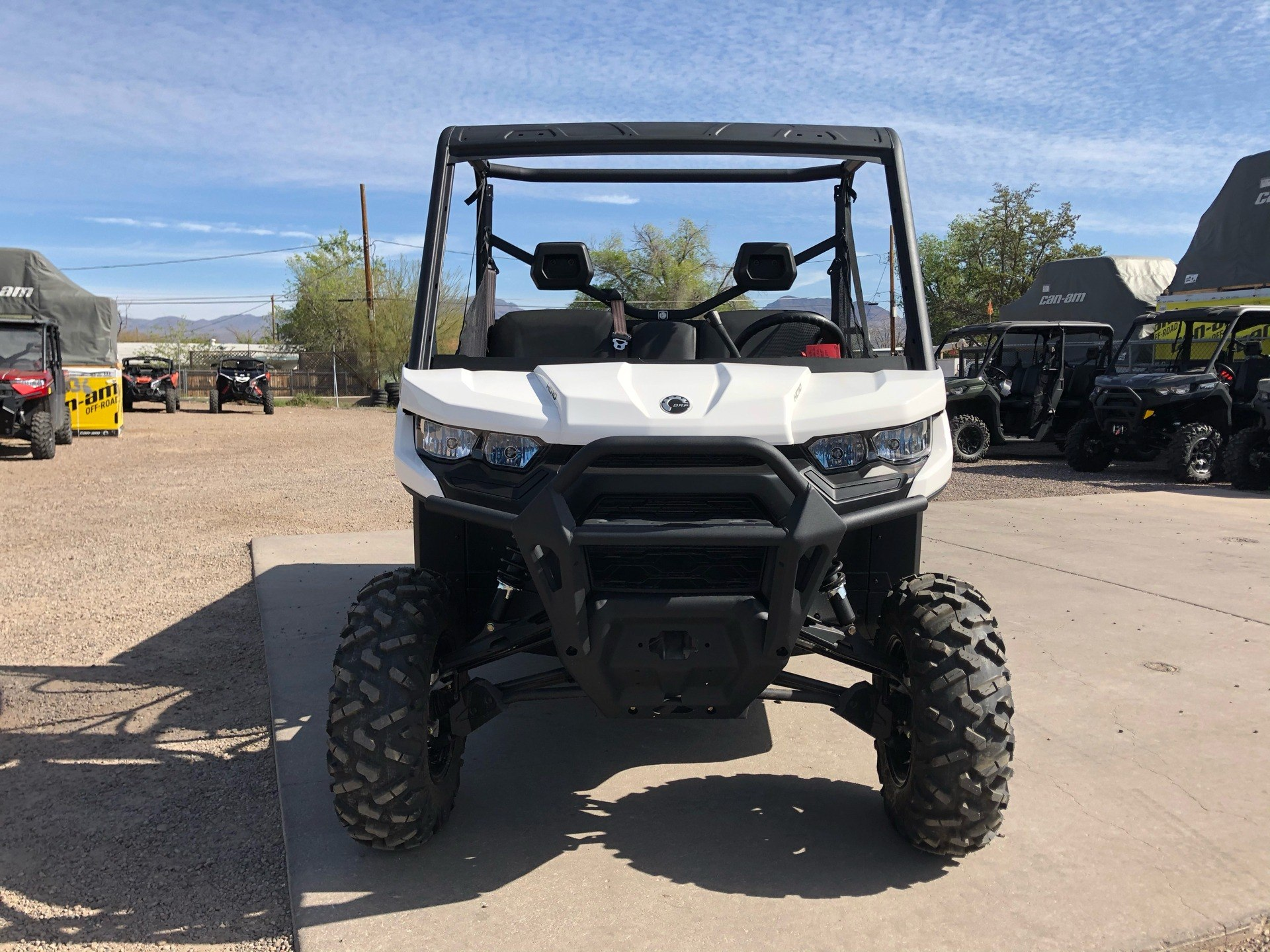 2021 Can-Am Defender Pro DPS HD10 in Safford, Arizona - Photo 2