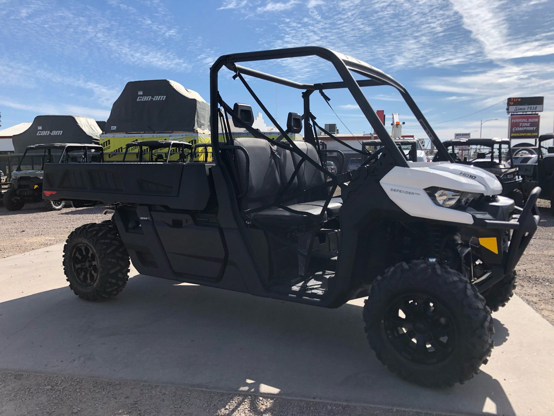 2021 Can-Am Defender Pro DPS HD10 in Safford, Arizona - Photo 3