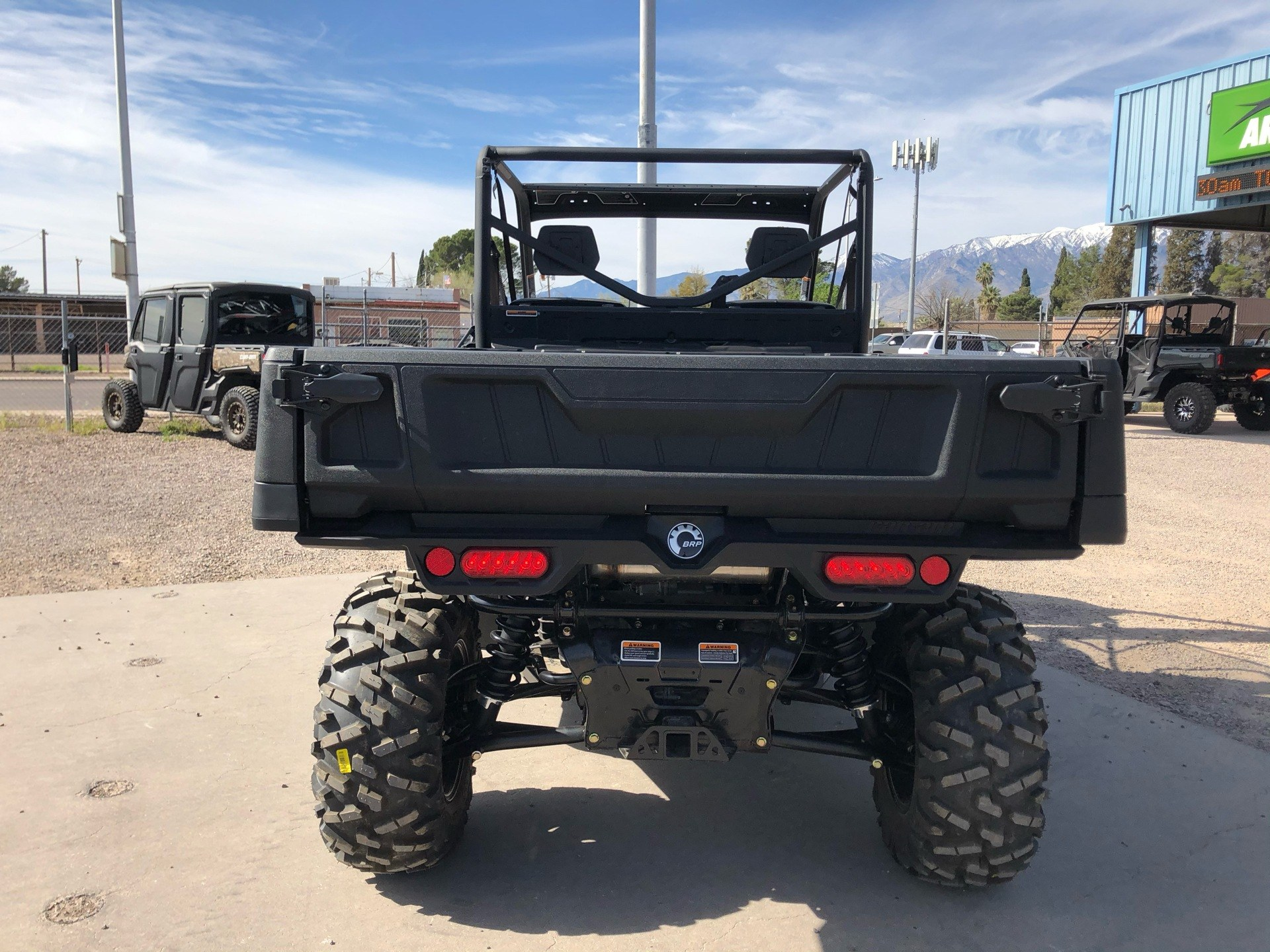 2021 Can-Am Defender Pro DPS HD10 in Safford, Arizona - Photo 4