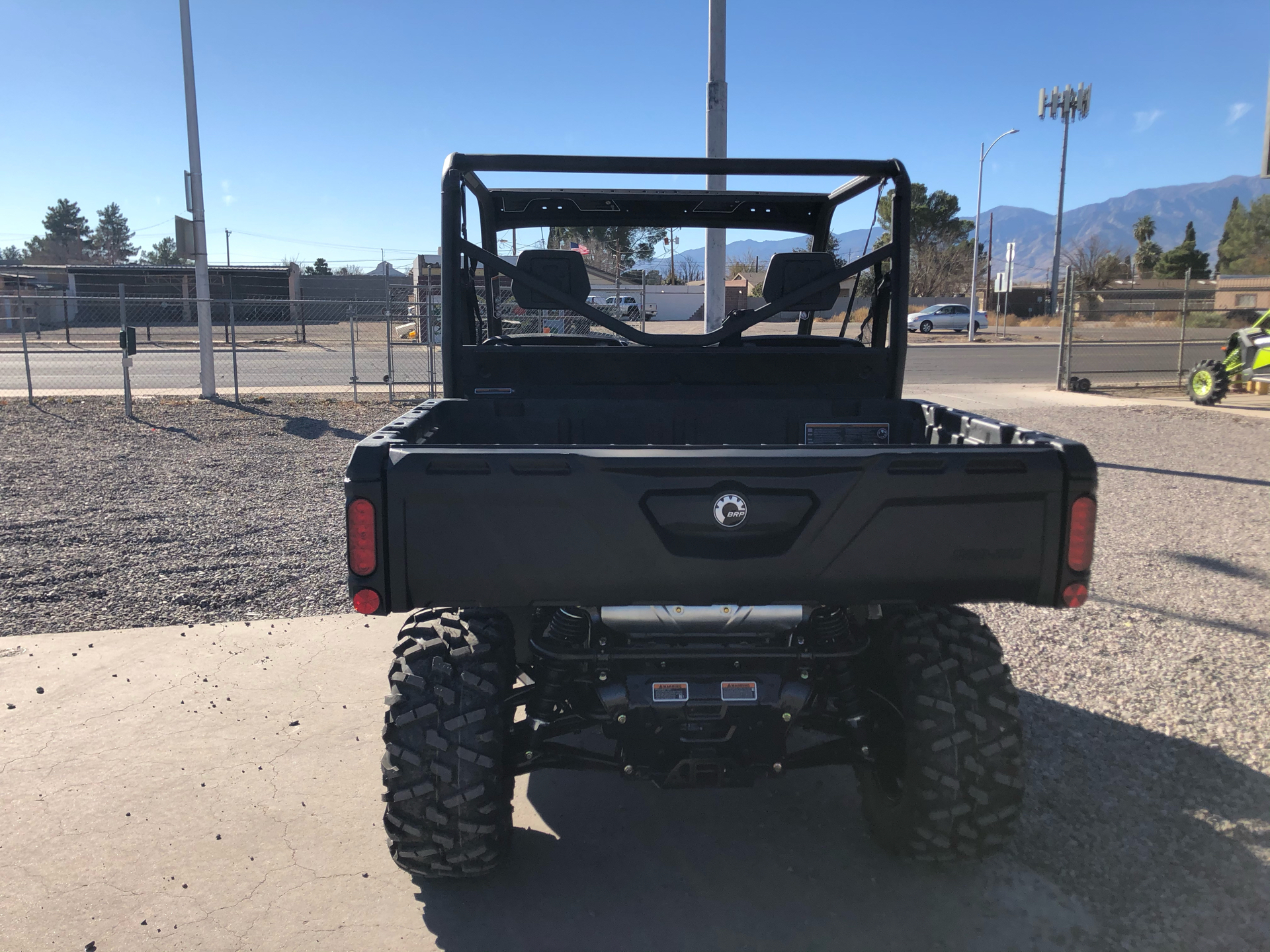 2021 Can-Am Defender DPS HD8 in Safford, Arizona - Photo 4