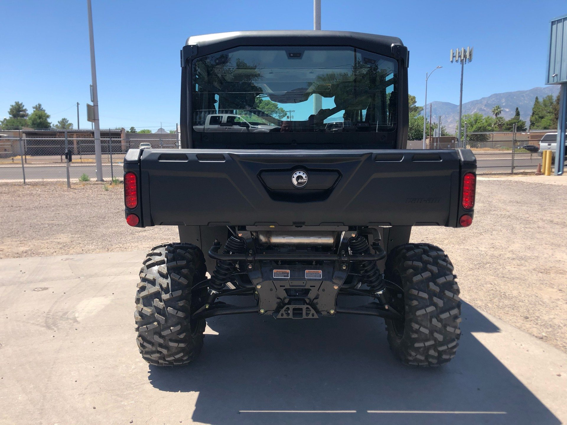 2020 Can-Am Defender Max Limited HD10 in Safford, Arizona - Photo 4