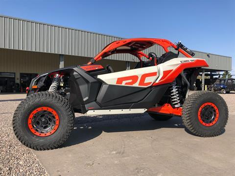 2021 Can-Am Maverick X3 X RC Turbo RR in Safford, Arizona - Photo 1
