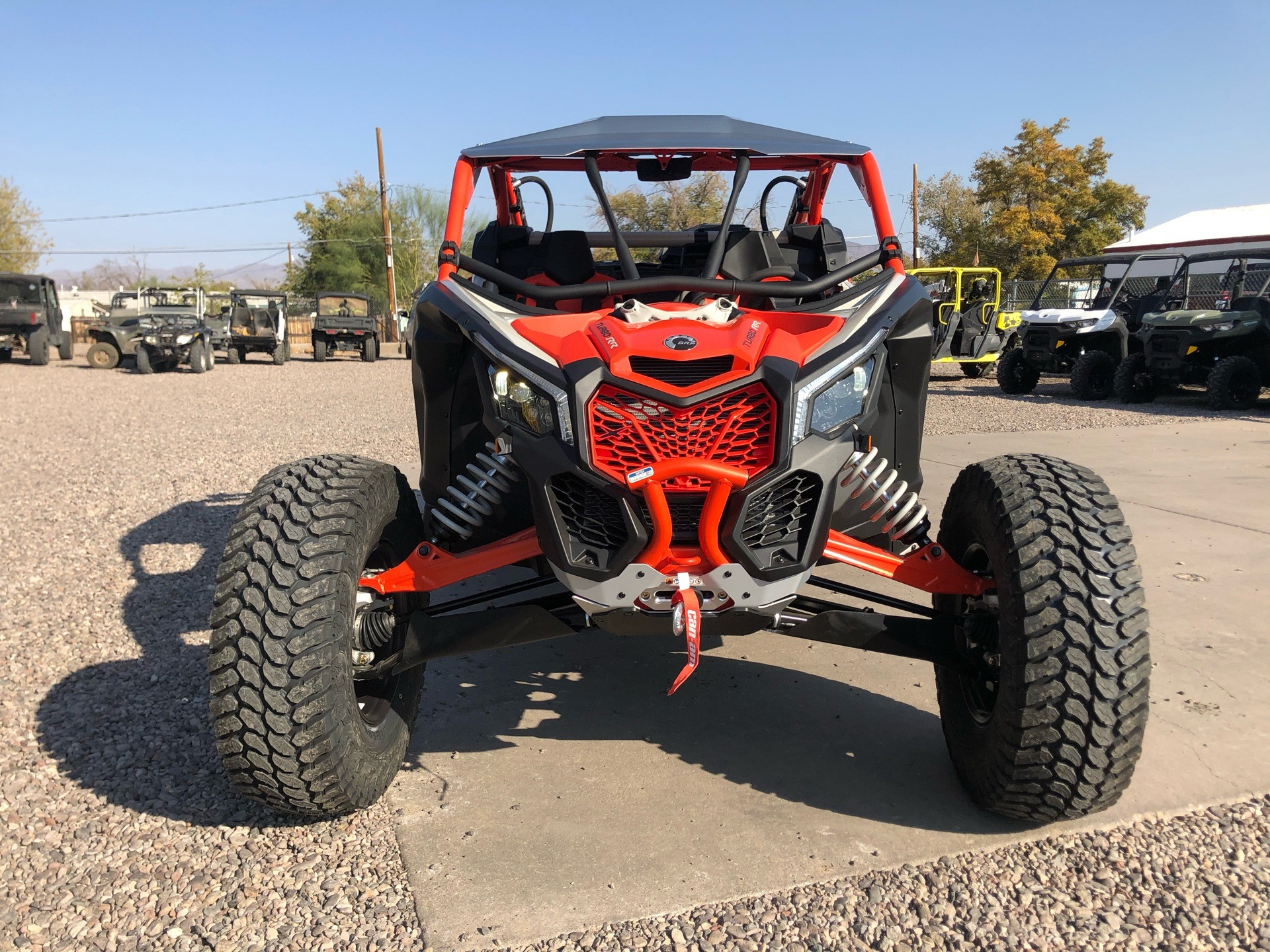 2021 Can-Am Maverick X3 X RC Turbo RR in Safford, Arizona - Photo 2