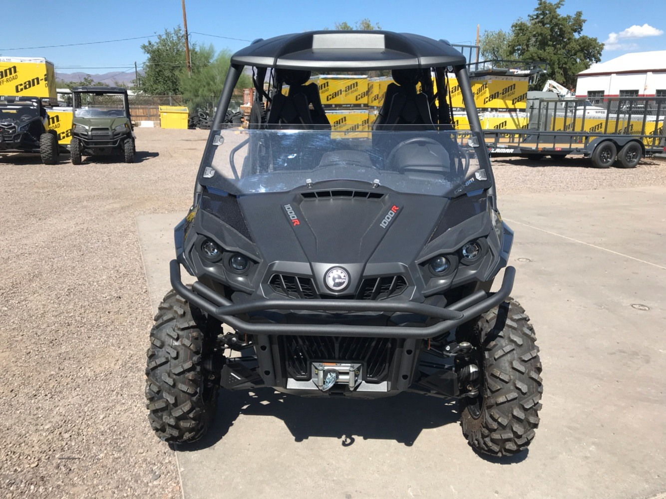 2019 Can-Am Commander MAX Limited 1000R in Safford, Arizona - Photo 2