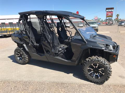 2019 Can-Am Commander MAX Limited 1000R in Safford, Arizona - Photo 4