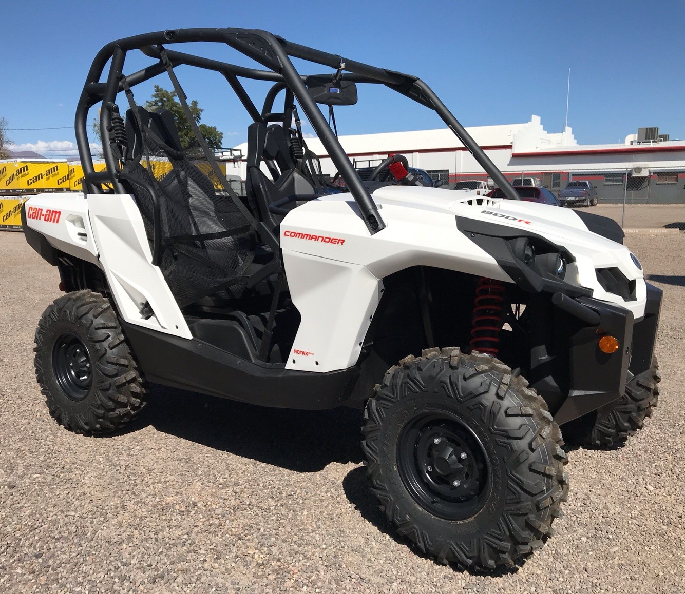 2019 Can-Am Commander 800R in Safford, Arizona - Photo 1