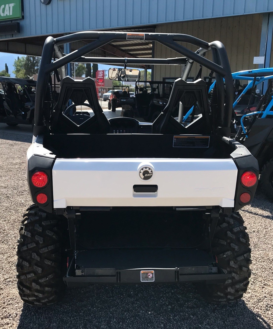 2019 Can-Am Commander 800R in Safford, Arizona - Photo 3