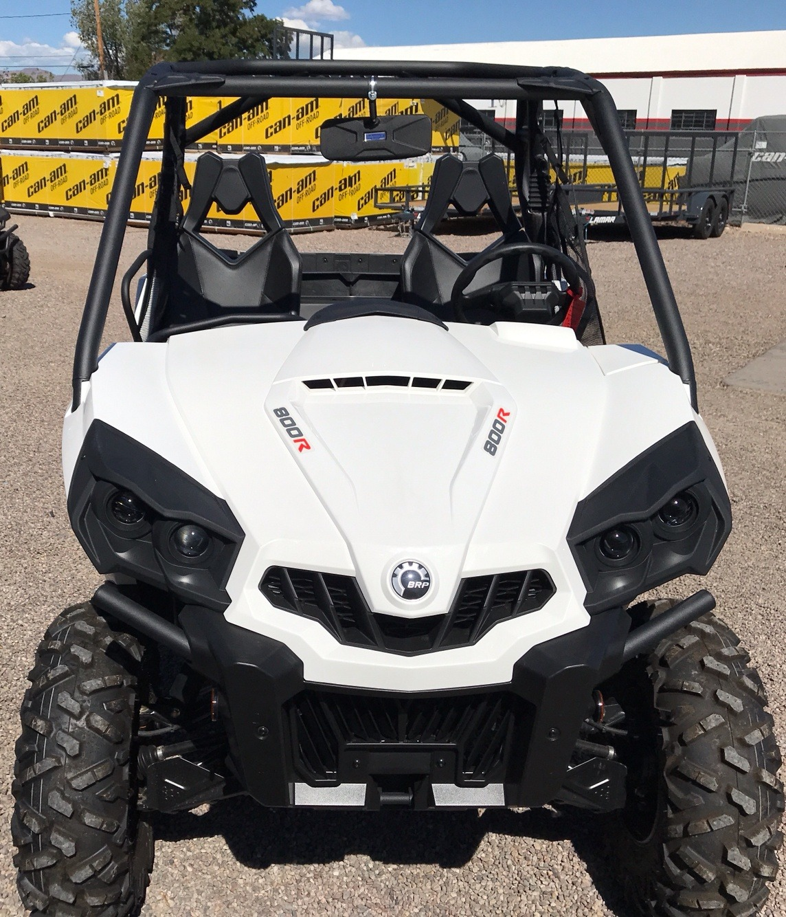 2019 Can-Am Commander 800R in Safford, Arizona - Photo 4