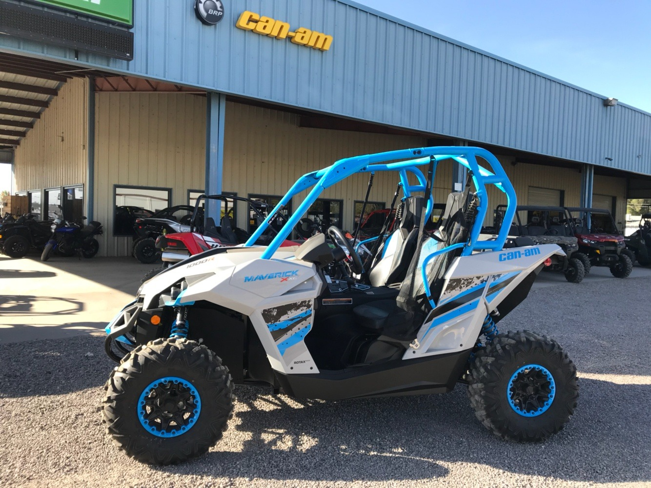 2017 Can Am Maverick X Xc In Safford Arizona