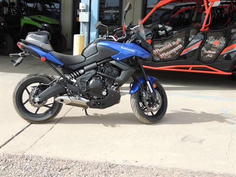 2013 Kawasaki Versys® in Safford, Arizona