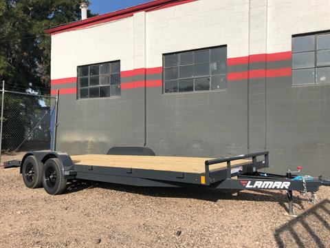 2021 LAMAR Trailers Inc 20ft Car Hauler in Safford, Arizona
