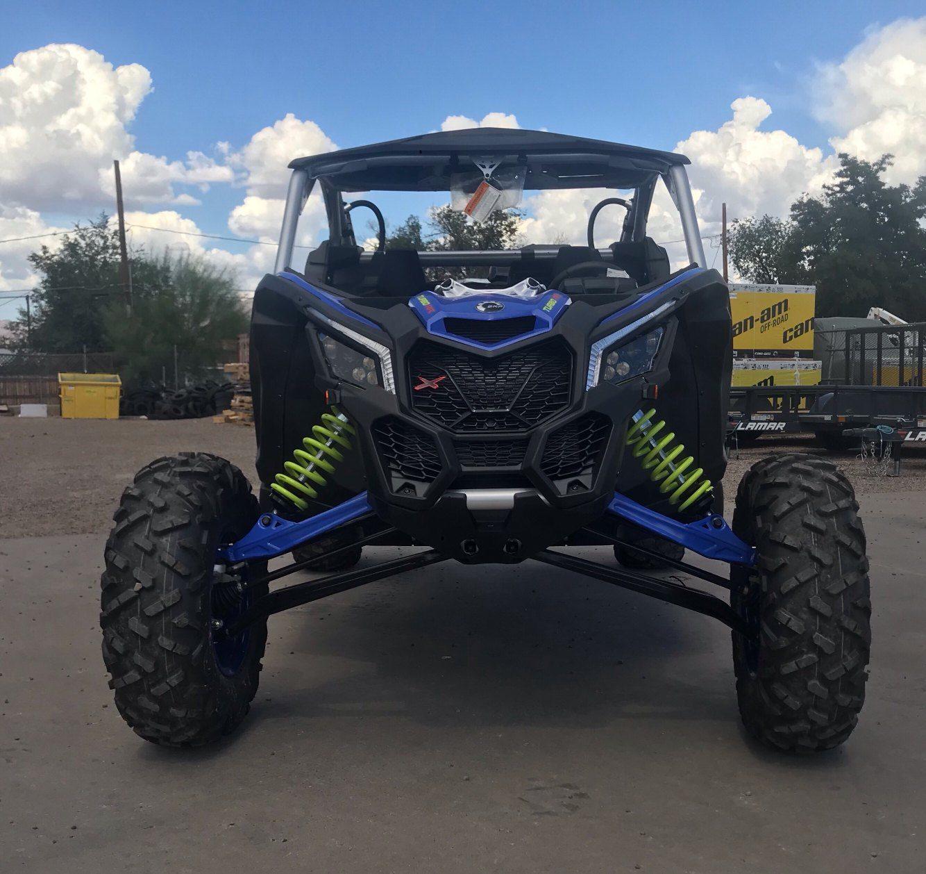 New 2020 Can-Am Maverick X3 X RS Turbo RR Utility Vehicles