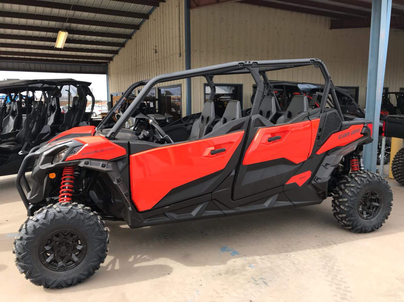 2019 Can-Am Maverick Sport Max DPS 1000R in Safford, Arizona - Photo 1