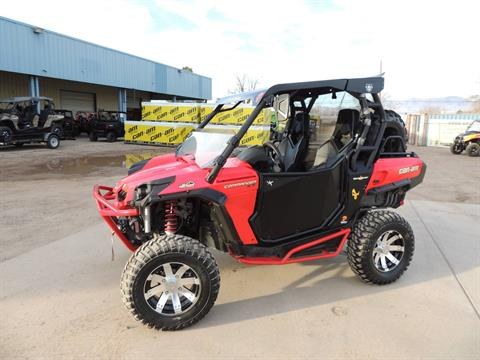 2013 Can-Am Commander™ XT™ 1000 in Safford, Arizona