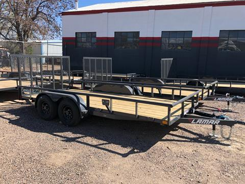 2021 LAMAR Trailers Inc 83x16ft Tandem Axle in Safford, Arizona
