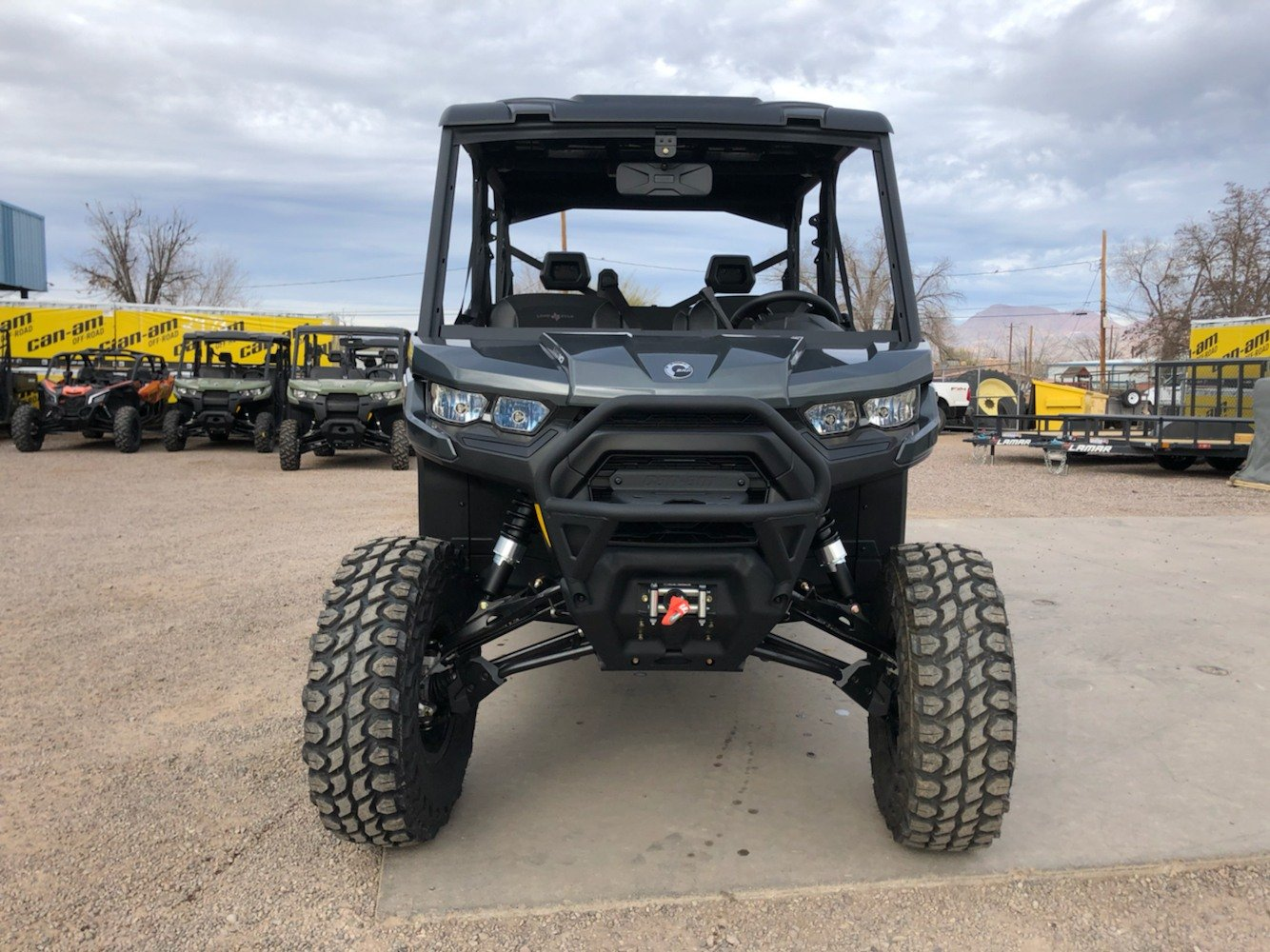 2020 Can-Am Defender MAX Lone Star HD10 in Safford, Arizona - Photo 2