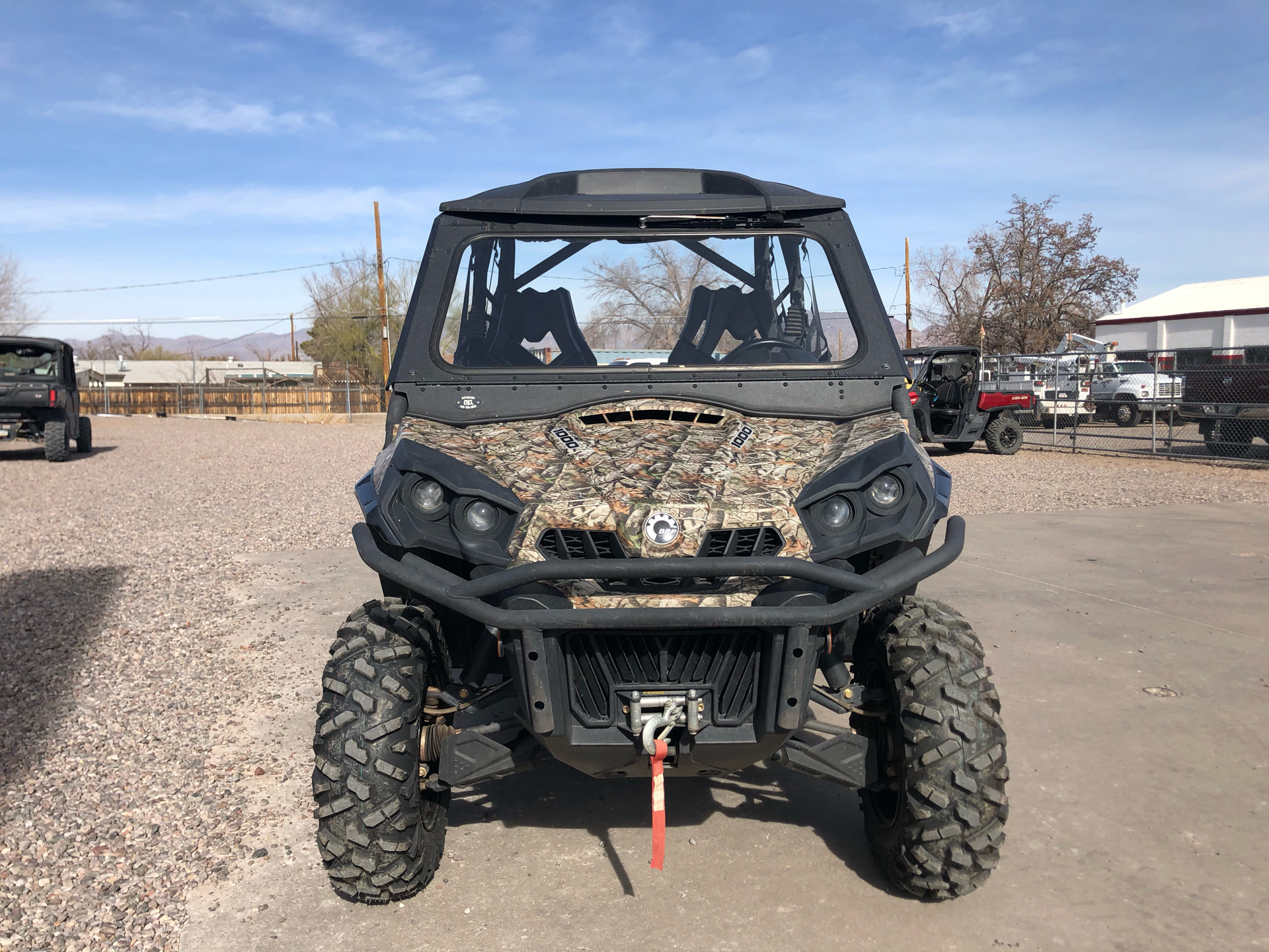 2015 Can-Am Commander™ Max XT™ 1000 in Safford, Arizona - Photo 2