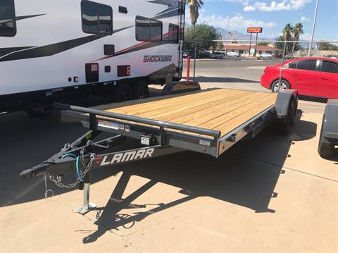 2020 LAMAR Trailers Inc 20ft car hauler in Safford, Arizona