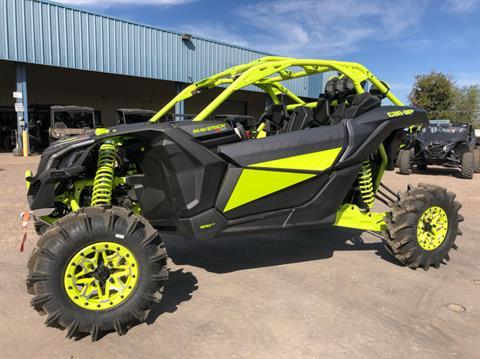2020 Can-Am Maverick X3 X MR Turbo RR in Safford, Arizona - Photo 1