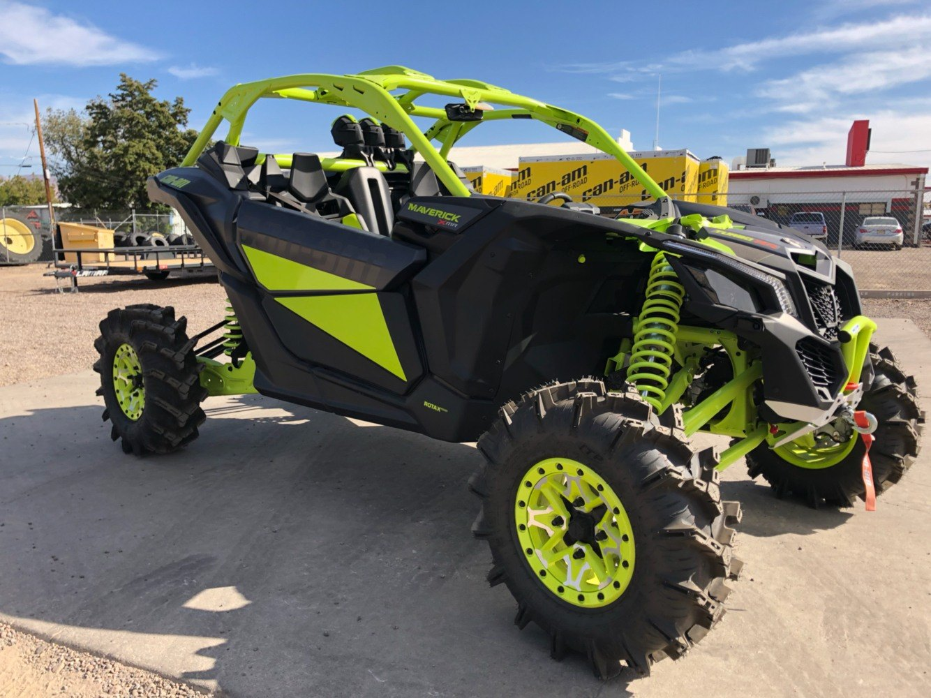 2020 Can-Am Maverick X3 X MR Turbo RR in Safford, Arizona - Photo 3