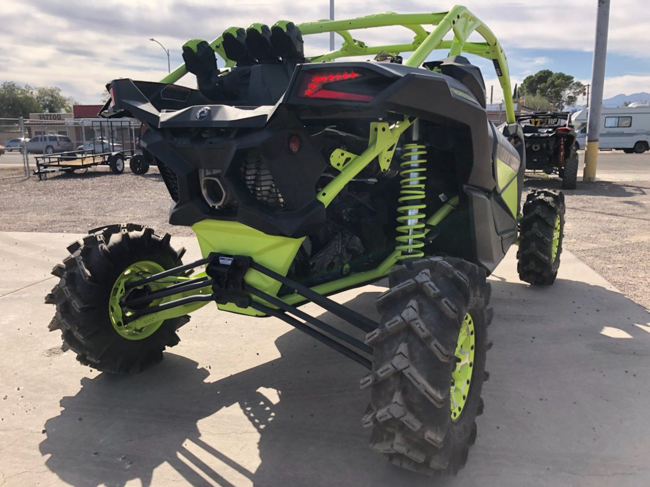 2020 Can-Am Maverick X3 X MR Turbo RR in Safford, Arizona - Photo 4
