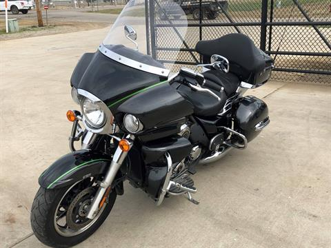 2015 Kawasaki Vulcan® 1700 Voyager® ABS in Durant, Oklahoma - Photo 1