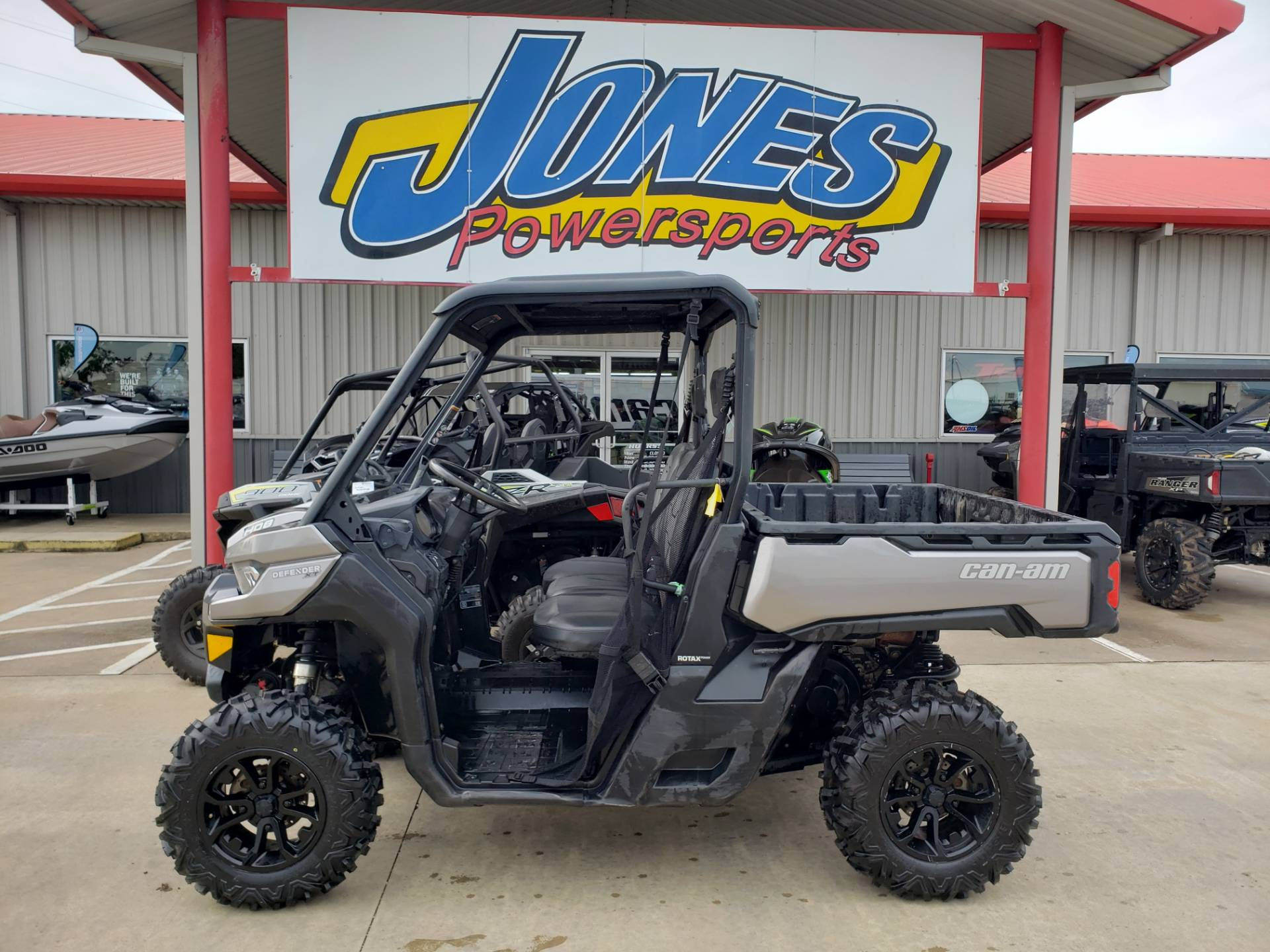 2016 Can-Am Defender XT HD8 for sale 118229