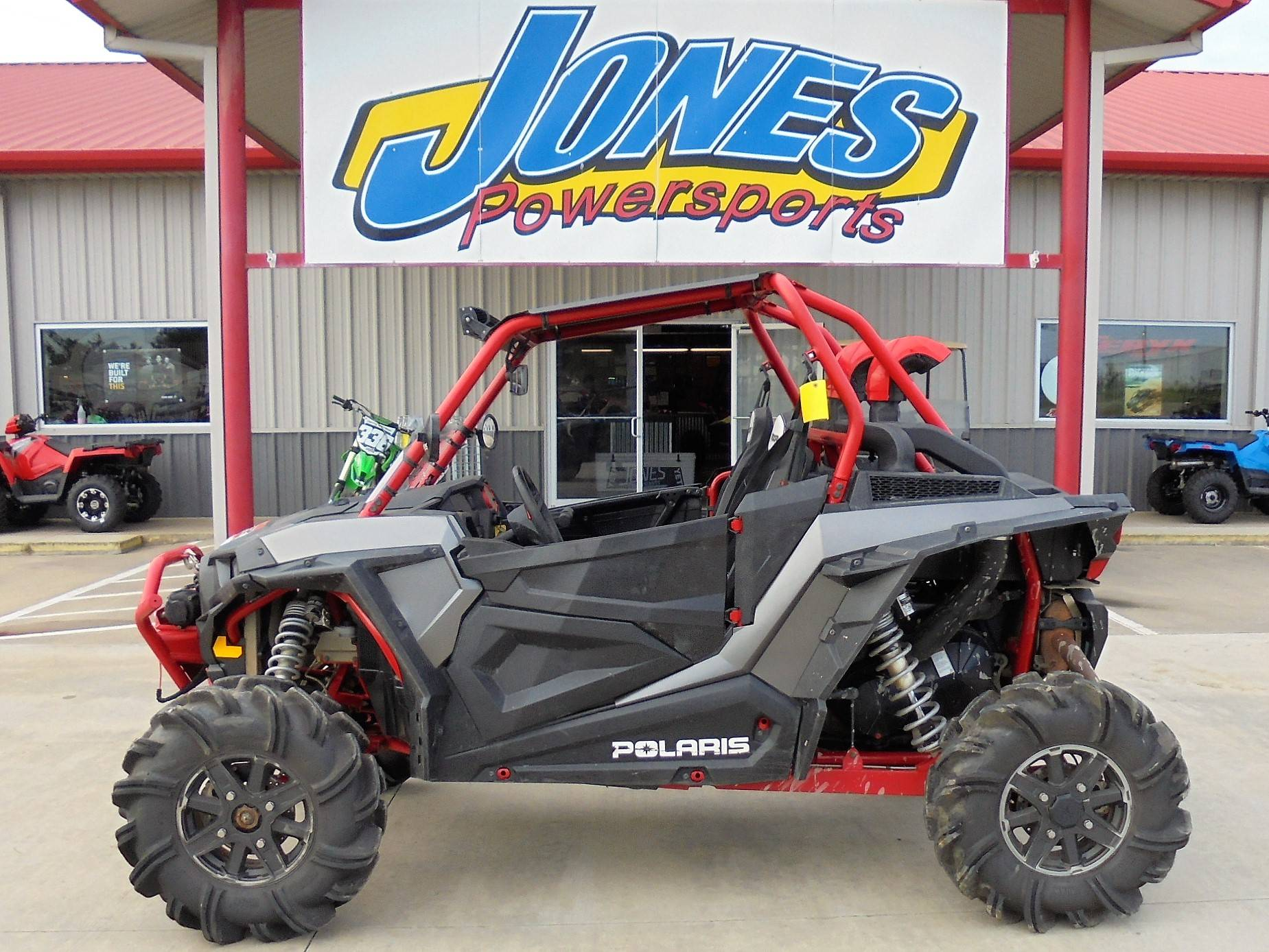 2016 Polaris RZR XP 1000 EPS High Lifter Edition for sale 216100