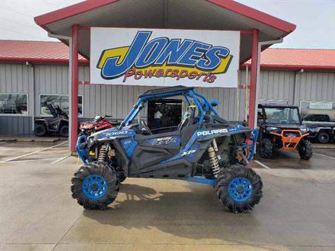 2017 Polaris RZR XP 1000 EPS High Lifter Edition in Durant, Oklahoma