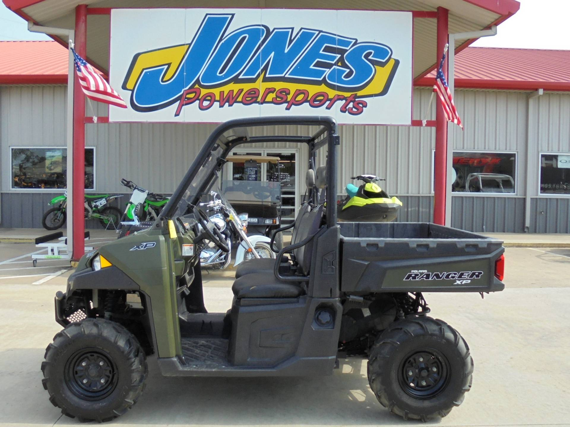 2014 Polaris Ranger XP® 900 EPS in Durant, Oklahoma - Photo 1