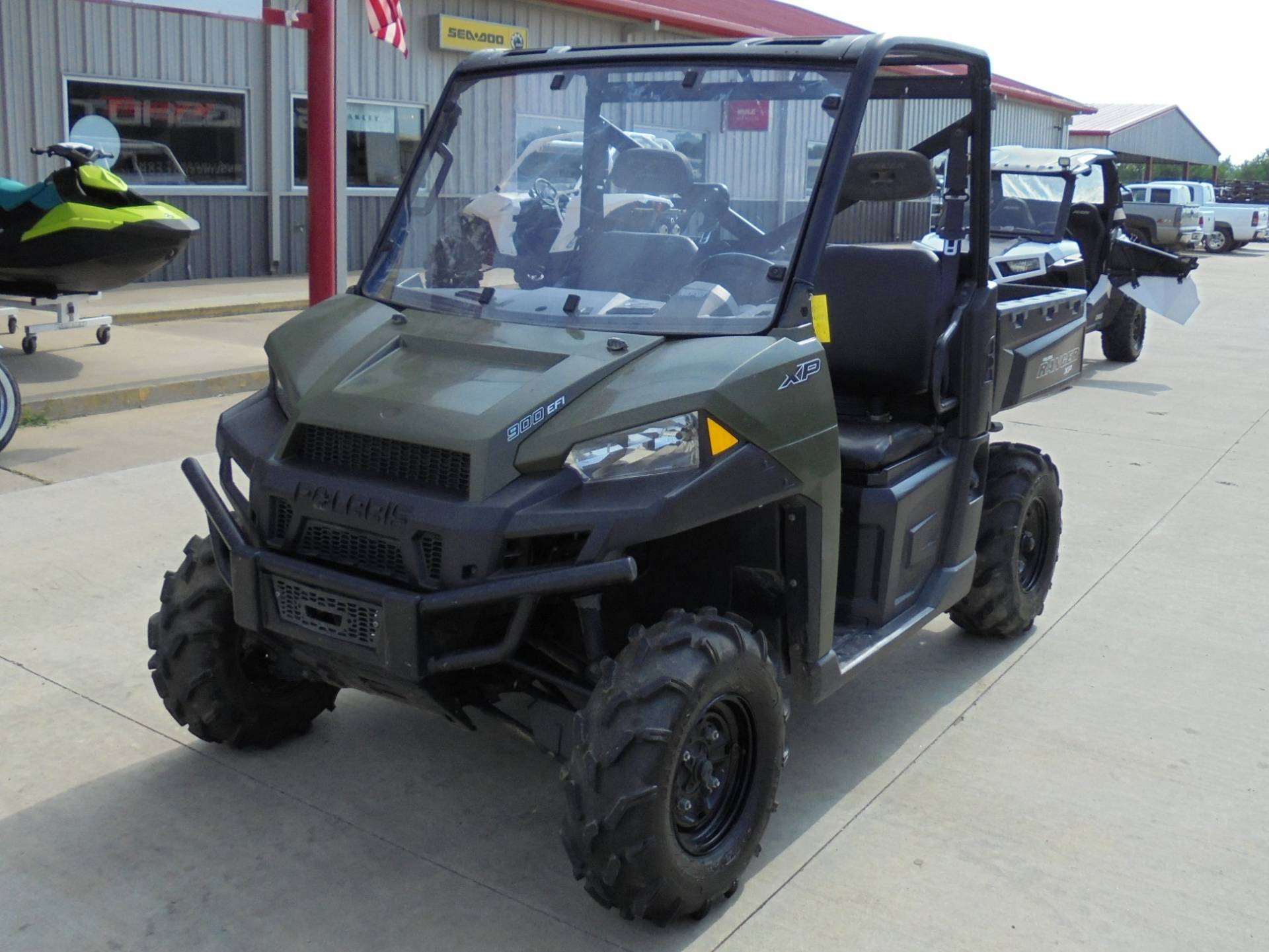 2014 Polaris Ranger XP® 900 EPS in Durant, Oklahoma - Photo 2