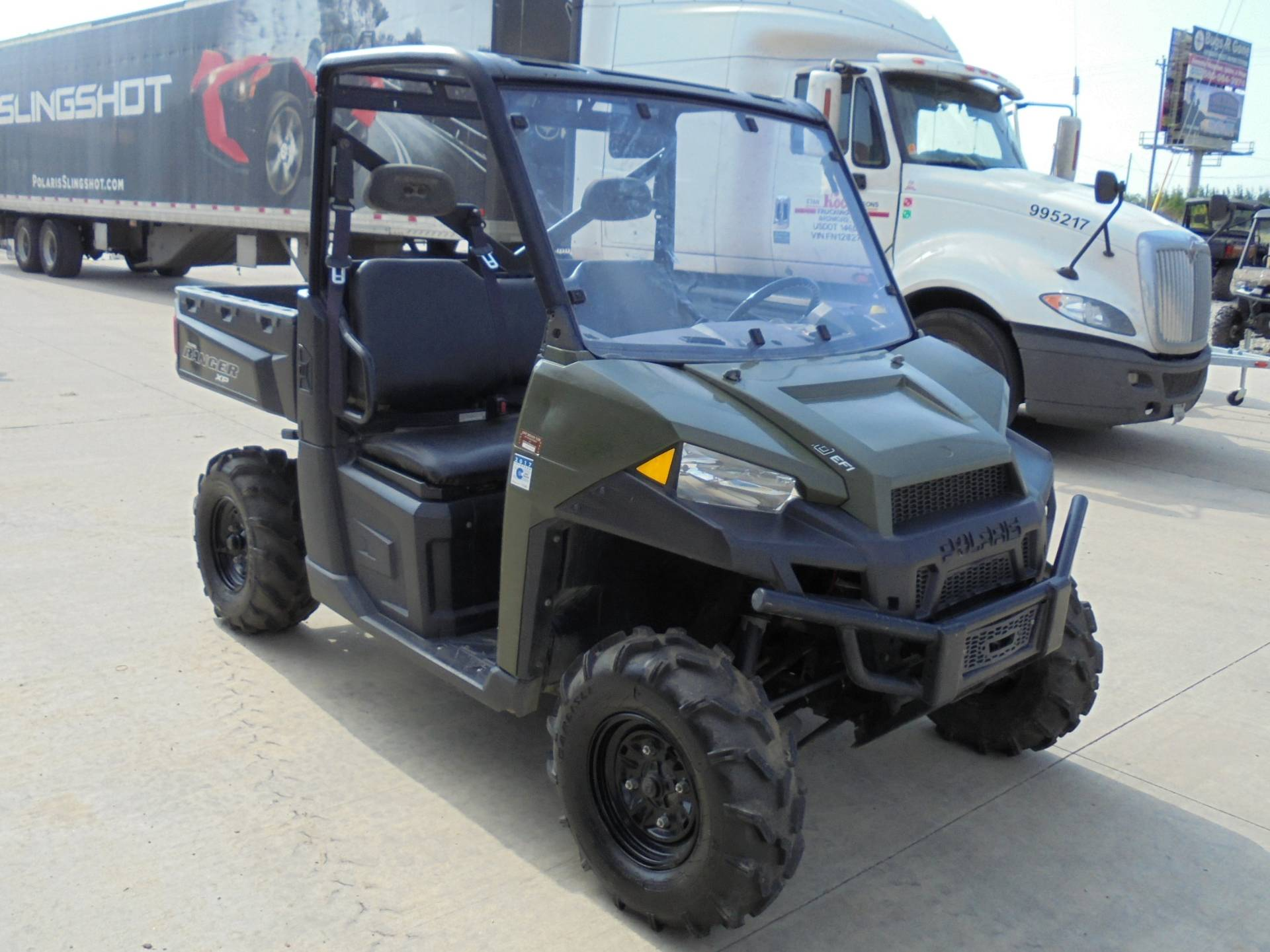 2014 Polaris Ranger XP® 900 EPS in Durant, Oklahoma - Photo 3
