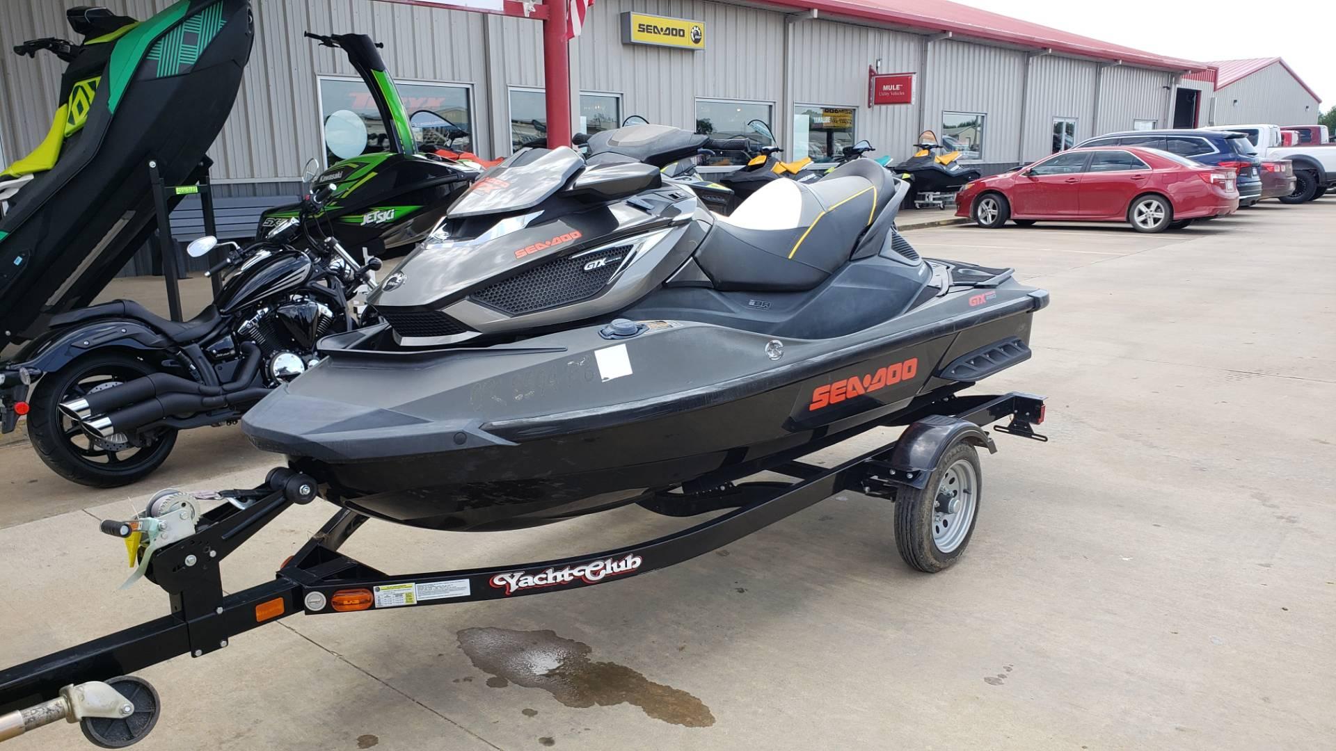 2013 Sea-Doo GTX Limited iS™ 260 Watercraft Durant Oklahoma