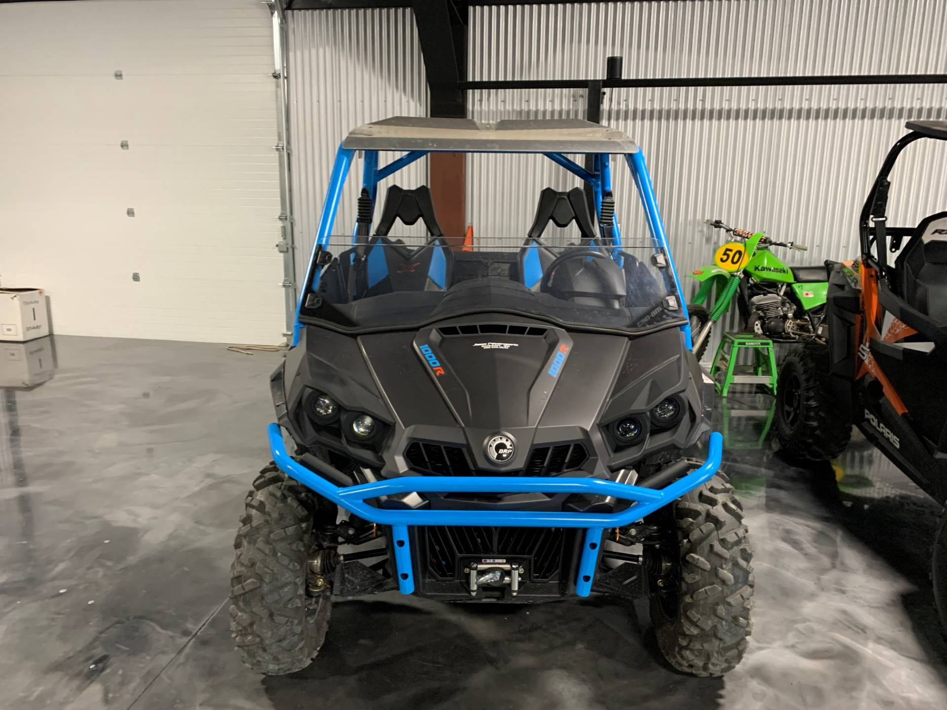 2020 Can-Am Commander XT 1000R in Durant, Oklahoma - Photo 2