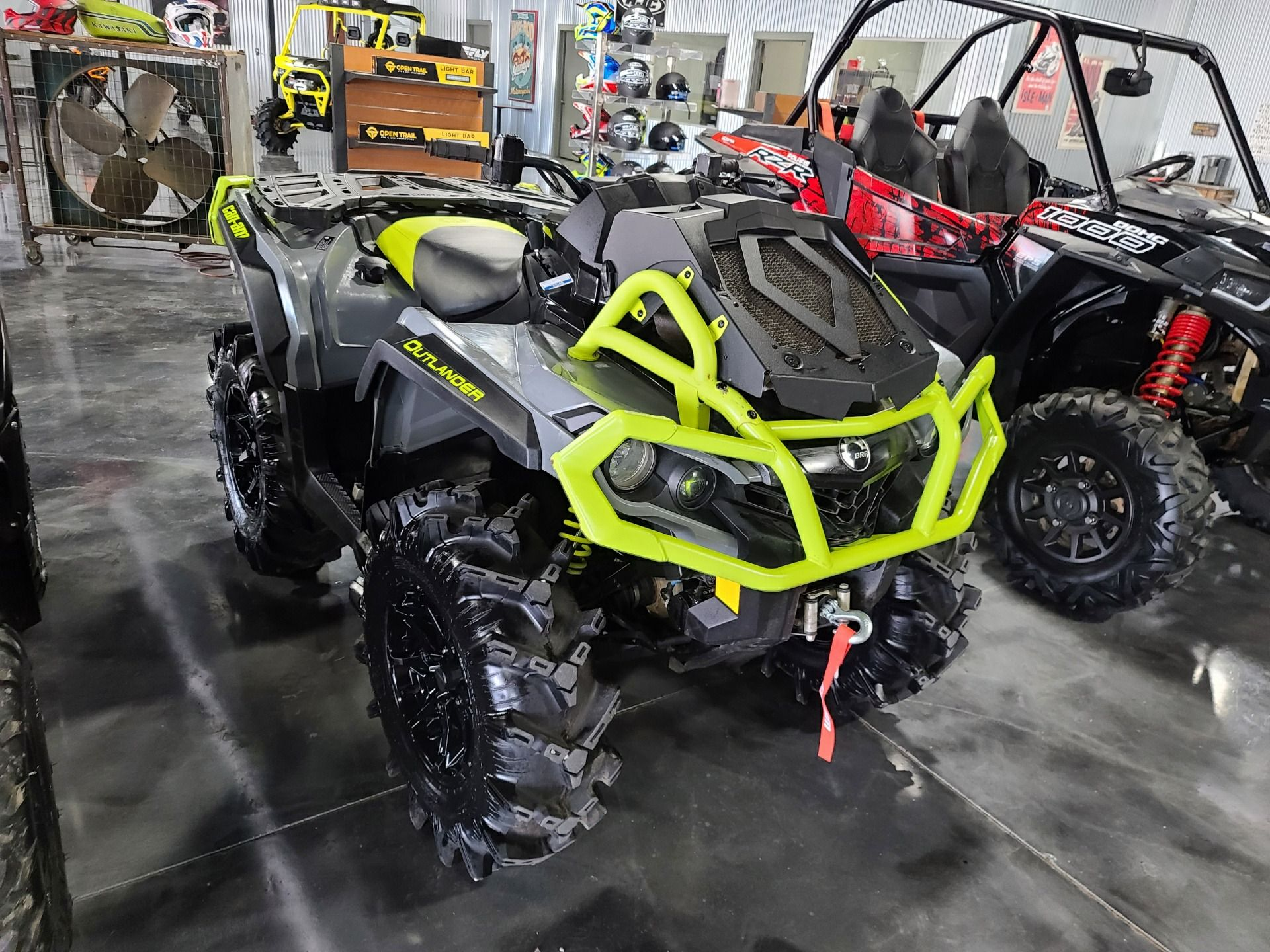 2020 Can-Am Outlander X MR 850 in Durant, Oklahoma - Photo 2