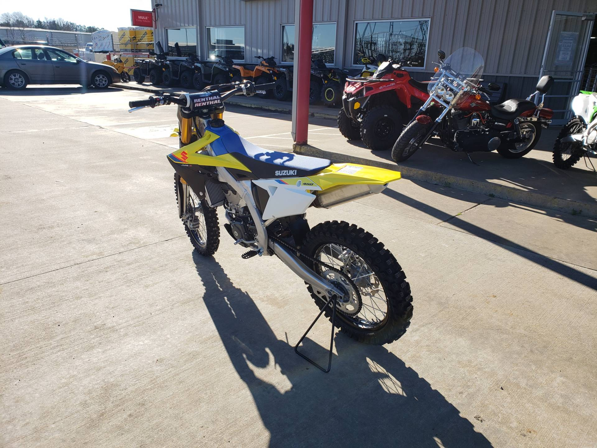 2019 Suzuki RM-Z450 in Durant, Oklahoma - Photo 5