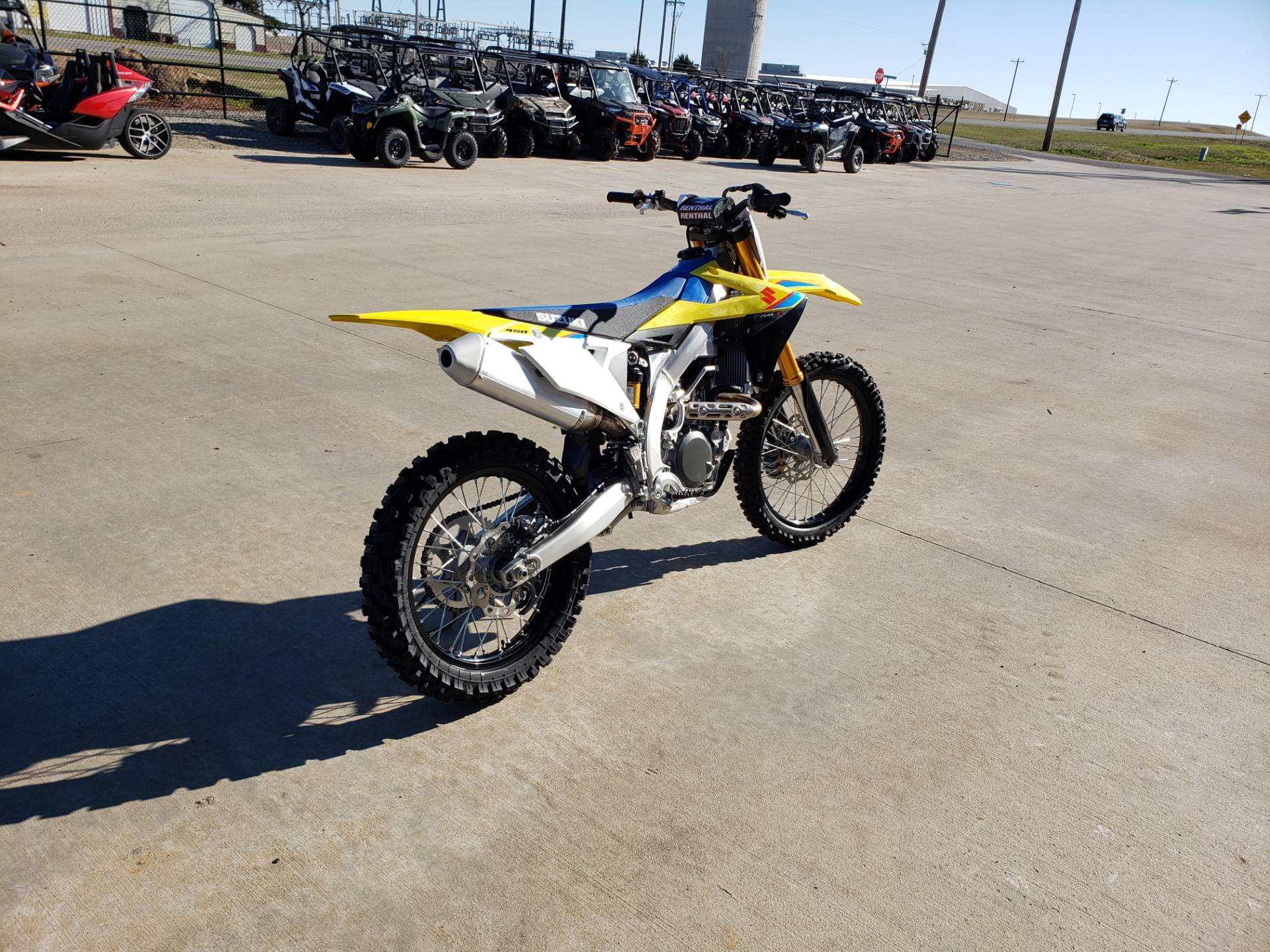 2019 Suzuki RM-Z450 in Durant, Oklahoma - Photo 4