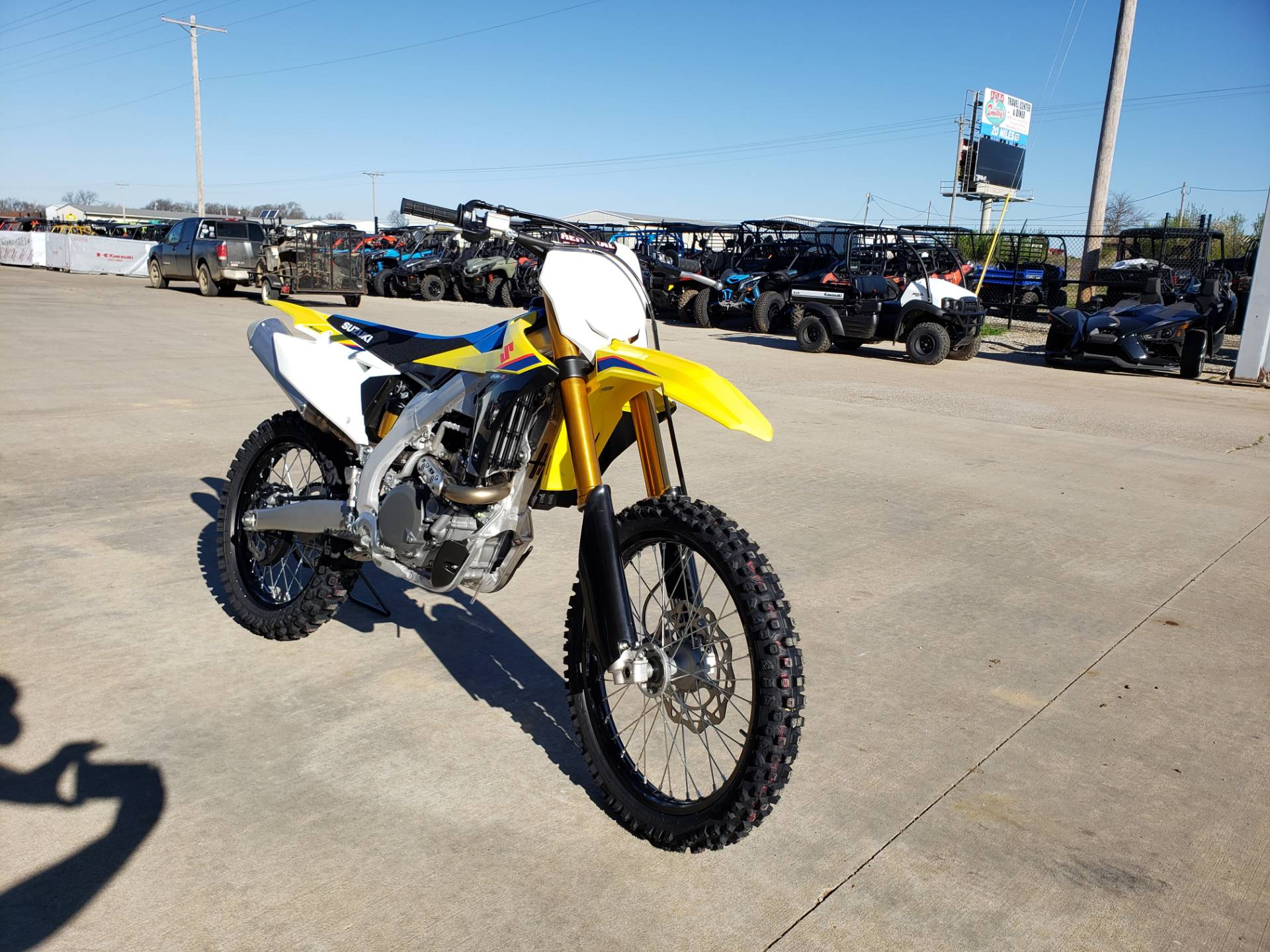 2019 Suzuki RM-Z450 in Durant, Oklahoma - Photo 3
