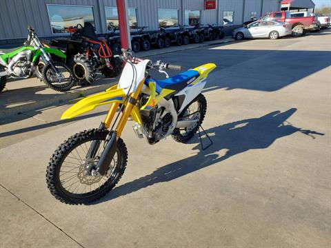 2019 Suzuki RM-Z450 in Durant, Oklahoma - Photo 2