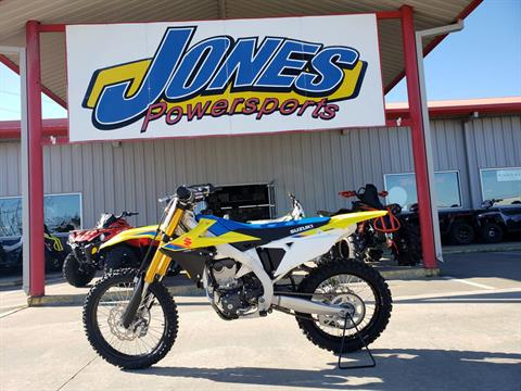 2019 Suzuki RM-Z450 in Durant, Oklahoma - Photo 1