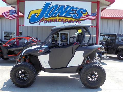 2015 Can-Am Maverick™ X® rs DPS™ 1000R in Durant, Oklahoma
