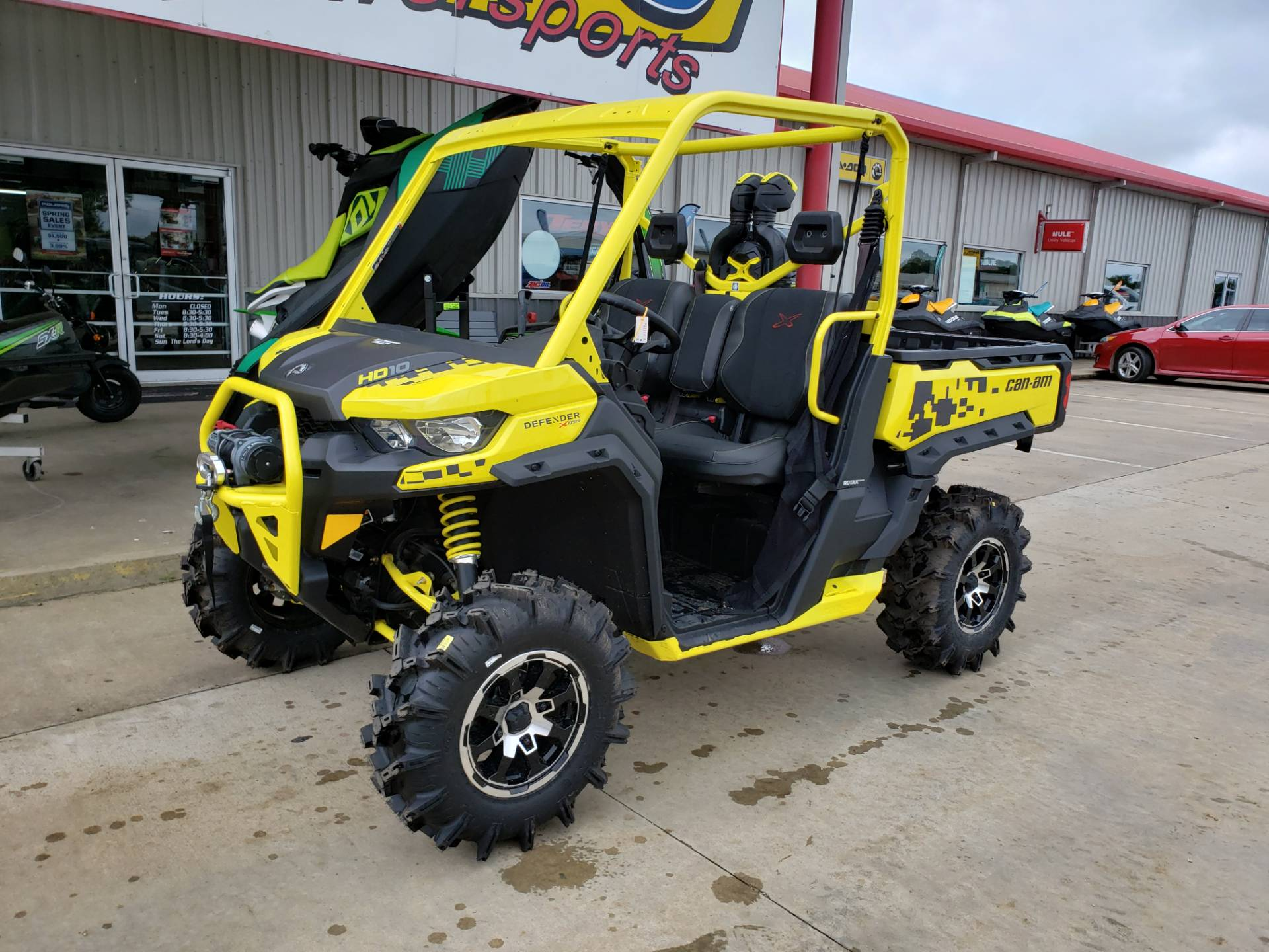 2019 Can-Am Defender X mr HD10 in Durant, Oklahoma - Photo 2