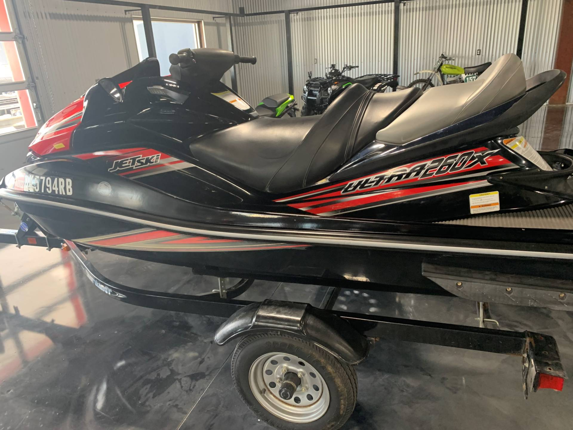 2010 Kawasaki Jet Ski® Ultra® 260X in Durant, Oklahoma - Photo 1
